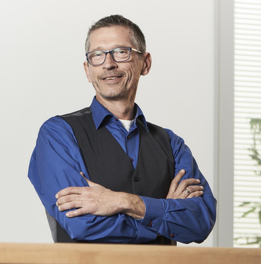 Richard Peisger, Geschäftsführer